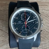 IWC Portuguese Yacht Club Chronograph IW390212 Very good Titanium 45.4mm Automatic Australia, southbank