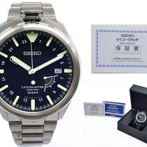Seiko Prospex Titan 46mmmm Schwarz
