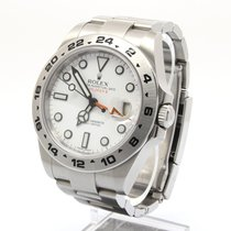 Rolex Explorer II 216570 Very good Steel 42mm Automatic