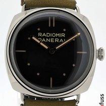Panerai Radiomir 3 Days 47mm Сталь 47mm Черный