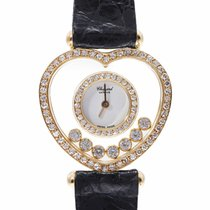Chopard Yellow gold 25mm Quartz 20/4516 pre-owned
