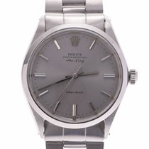 Rolex 5500 Steel Air King Precision 33mm pre-owned