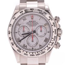 Rolex 116509 White gold Daytona 38mm pre-owned