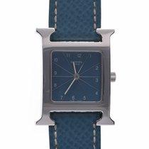 Hermès gebraucht Quarz 21mm Blau