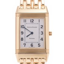 Jaeger-LeCoultre Reverso Classique Yellow gold 23mm Silver