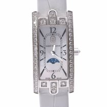 Harry Winston White gold 15mm Quartz AVCQMP16WW001 pre-owned