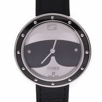 Fendi Steel 36mm Quartz pre-owned