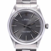 Rolex Oyster Perpetual 34 Acero 33mm Gris