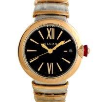 Bulgari Steel Automatic 102192LU33BSPGSPGSPGD new