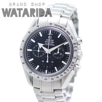 Omega pre-owned Automatic 40mm Black 10 ATM