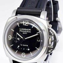 Panerai Luminor 1950 10 Days GMT Steel 44mm Black Arabic numerals United States of America, Florida, 33431