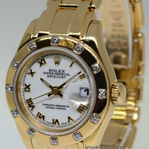 Rolex Lady-Datejust Pearlmaster 69318 1995 usados
