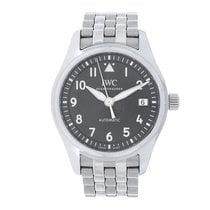IWC Pilot's Watch Automatic 36 Ocel 36mm Šedá Arabské