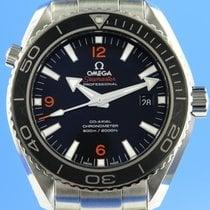 Omega 23230462101003 Steel Seamaster Planet Ocean 45mm pre-owned