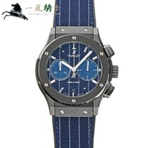 Hublot Classic Fusion Chronograph Céramique 45mm Bleu