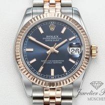 Rolex Lady-Datejust 178271 Muy bueno Acero y oro 31mm Automático