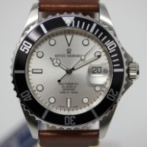 Revue Thommen Steel 42mm Automatic 17571.2527 new