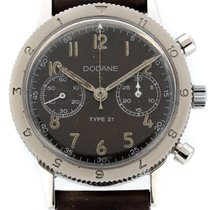 Dodane Acero 37mm Cuerda manual TYPE21 usados