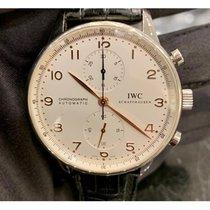 IWC Portugieser Chronograph IW371401 gebraucht