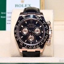 Rolex Keramik Automatik Schwarz 40mm gebraucht Daytona