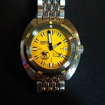 Doxa Sub Steel 42.7mm Yellow