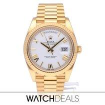 Rolex Day-Date 40 228238 Très bon Or jaune 40mm Remontage automatique