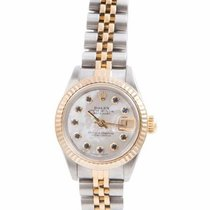Rolex Lady-Datejust Gold/Steel 26mm Mother of pearl United States of America, California, Los Angeles