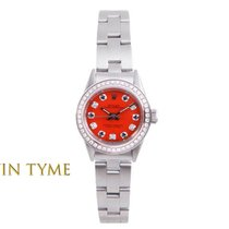 Rolex Oyster Perpetual Steel 24mm Orange United States of America, California, Los Angeles
