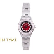 Rolex Oyster Perpetual Steel 24mm Red United States of America, California, Los Angeles