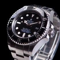 Rolex Sea-Dweller Deepsea Otel 44mm Negru Fara cifre România, Bucharest