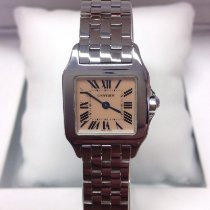 Cartier Santos Demoiselle Steel 21mm Mother of pearl United Kingdom, Wilmslow