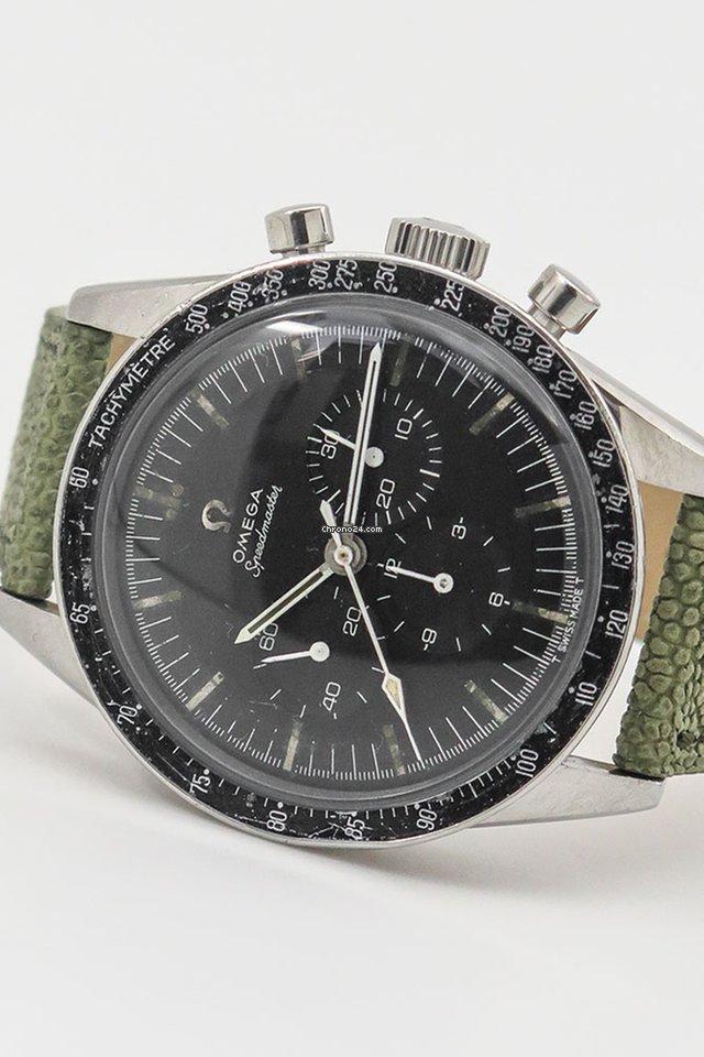 Omega Speedmaster Professional Moonwatch 105.003-65 1966 tweedehands