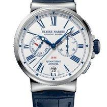 Ulysse Nardin Marine Chronograph 1533-150/E0 2020 new