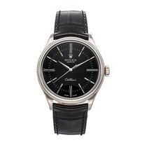 Rolex Cellini Time White gold 39mm Black No numerals United States of America, Pennsylvania, Bala Cynwyd