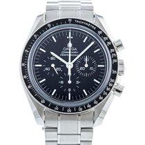 Omega Speedmaster Professional Moonwatch Acero 42mm Negro