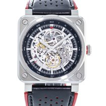 Bell & Ross BR 03-92 Steel AeroGT 2010 pre-owned