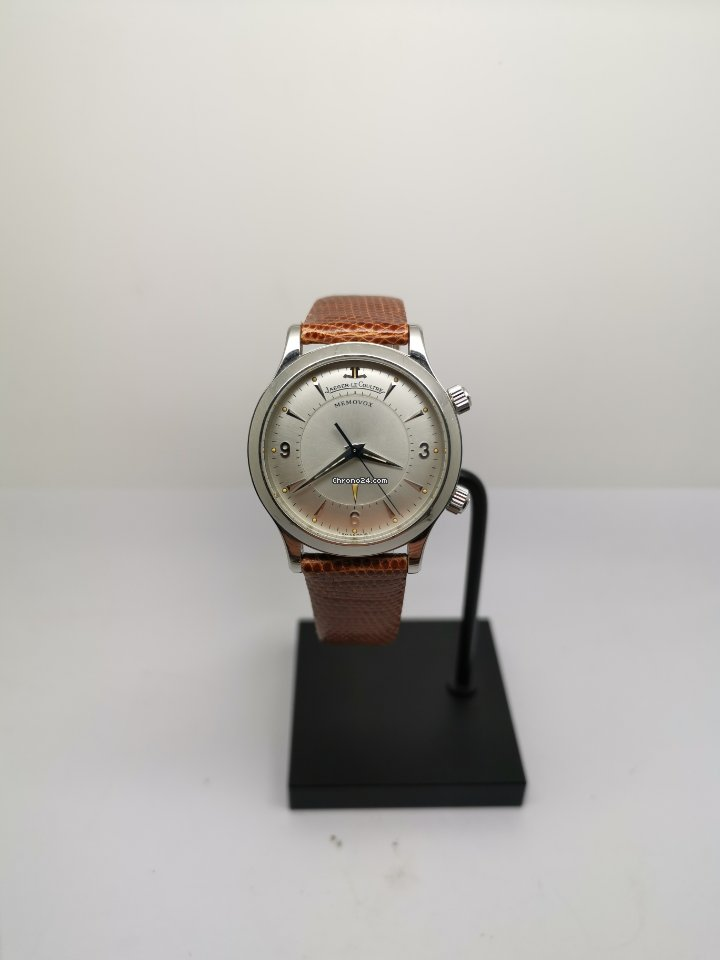 Jaeger-LeCoultre Master Memovox 144.8.94 pre-owned