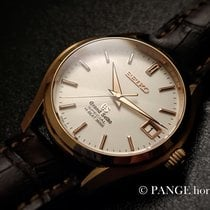 Seiko Grand Seiko SBGH222 Très bon Or rose 38mm Remontage automatique