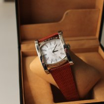 Bulgari Assioma Steel 35mm Mother of pearl No numerals