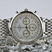 IWC Portofino Chronograph Acero 35mm Blanco