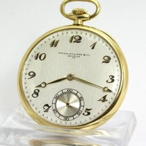 Patek Philippe Vintage Жёлтое золото 44,5mm Cеребро Aрабские