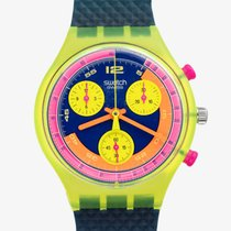 Swatch Plastic 34mm Quartz pre-owned United States of America, New Jersey, Garwood