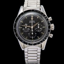 Omega Speedmaster Steel Black