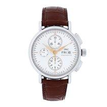 IWC Portofino Chronograph nuevo Automático Cronógrafo Reloj con estuche y documentos originales IW378302