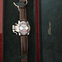 Graham Chronofighter 2CFBS.S01A.L30B Very good Steel Automatic