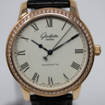 Glashütte Original Senator Automatic Rose gold 40mm White Roman numerals