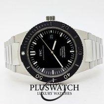 IWC Aquatimer Automatic 2000 Steel 42mm Black No numerals