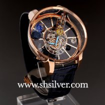 Jacob & Co. Astronomia Rose gold 50mm Blue United States of America, California, Redwood City
