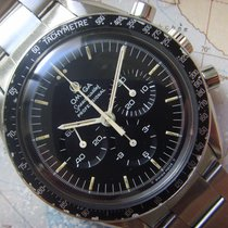 Omega Speedmaster Professional Moonwatch 145.022 Gut Stahl 42mm Handaufzug
