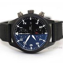 IWC Pilot Chronograph Top Gun IW389001 2020 nuevo